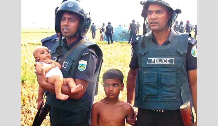 6 killed in operation at Rajshahi militant den