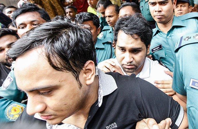 Shafat, Shadman remanded over Banani rape incident