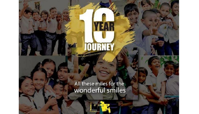 JAAGO committed to smiling Bangladesh