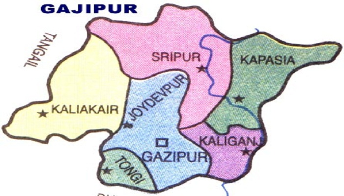 Fire at Gazipur RMG factory under control