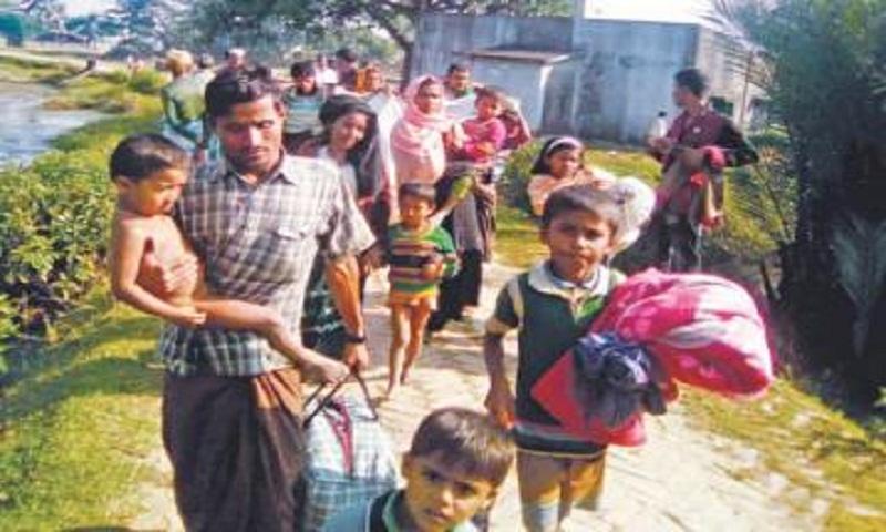 Bangladesh seeks European Parliament's help to repatriate Myanmar refugees