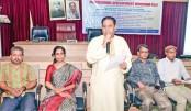 Workshop on professional dev held at CU