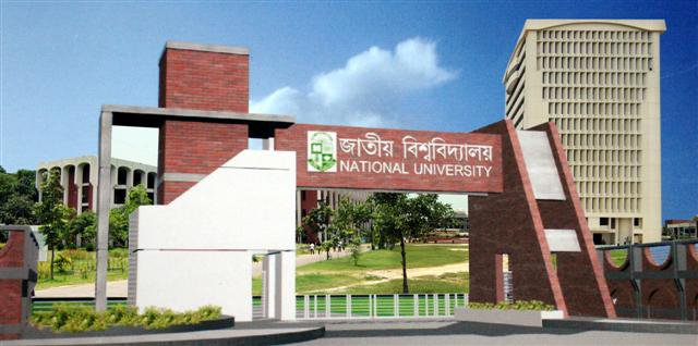 National University 3rd year final exam rescheduled
