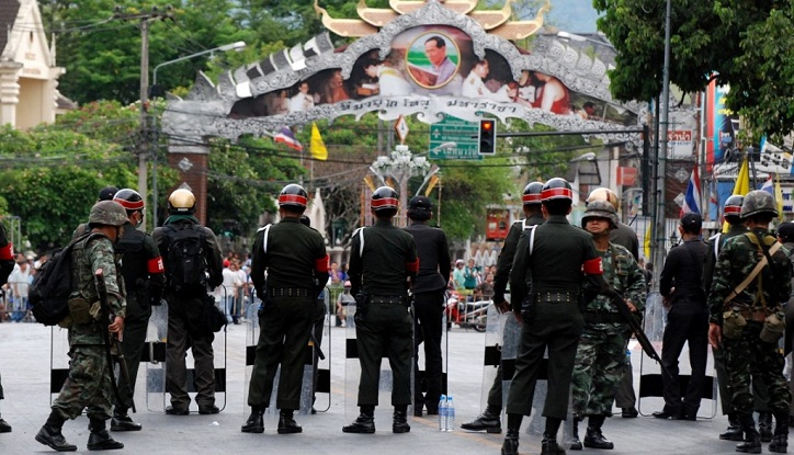 Thai forces kill 9 'drug smugglers' in Golden Triangle