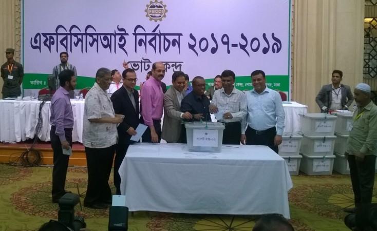 FBCCI polls underway