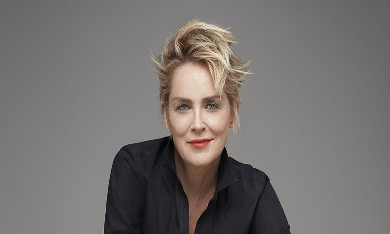 Sharon Stone not looking for love