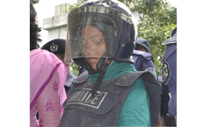 Godagari raid: Sumaiya on 10-day remand