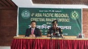 Asia-Pacific prison officials' conference begins in Dhaka May 16