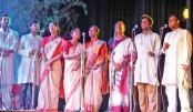 IGCC celebrates Rabindra Jayanti