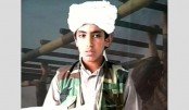 Osama's son Hamza 'bent on avenging his father's death'