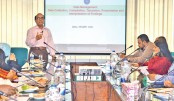Workshop on data management and report writing at IUB