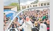 Pope canonises two Portuguese children