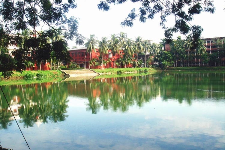 Dhaka University student drowns in campus pond