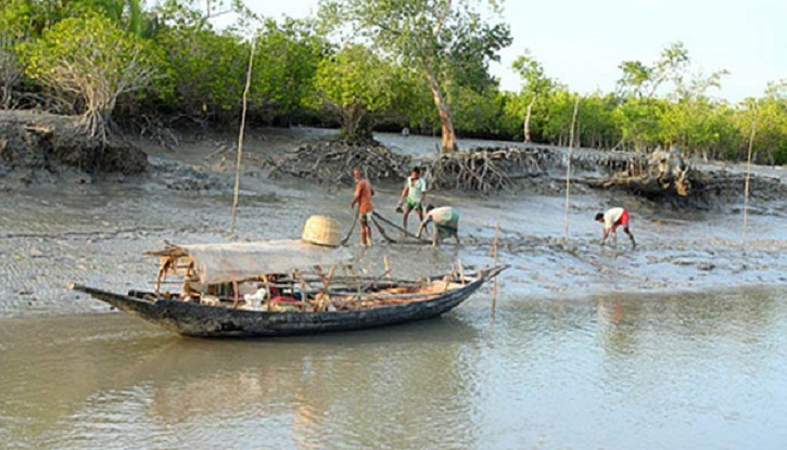 Five fishermen abducted from Sundarbans