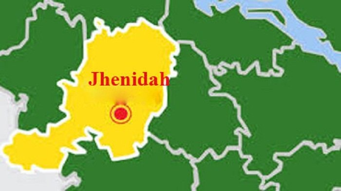 44 held in Jhenaidah