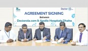 Doctorola ties up with Apollo Hospitals