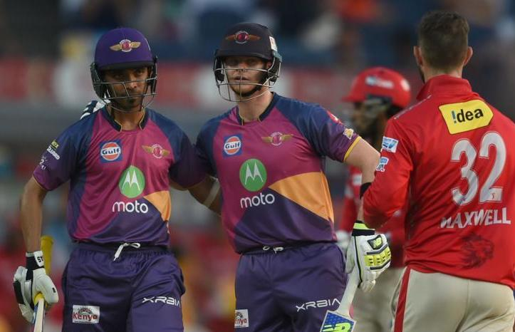 Rising Pune Supergiant march into IPL playoffs