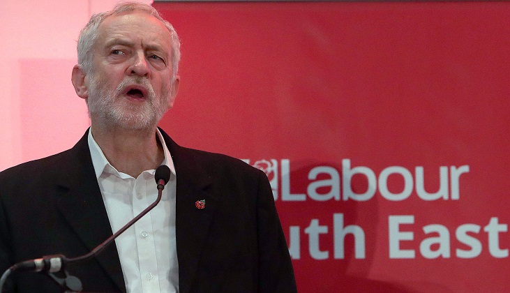 Britain's Labour Party unveils 'radical' election manifesto
