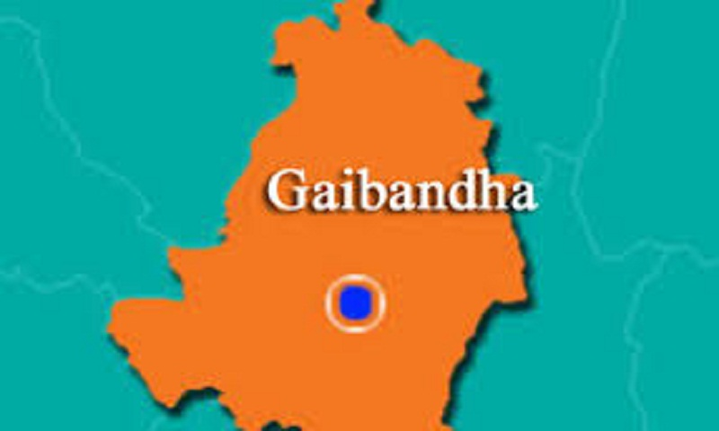 Roof collapse kills man in Gaibandha
