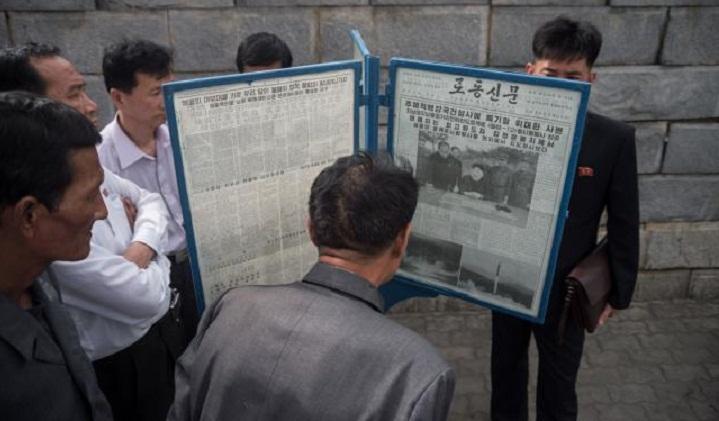 UN vows sanctions over North Korea missile test