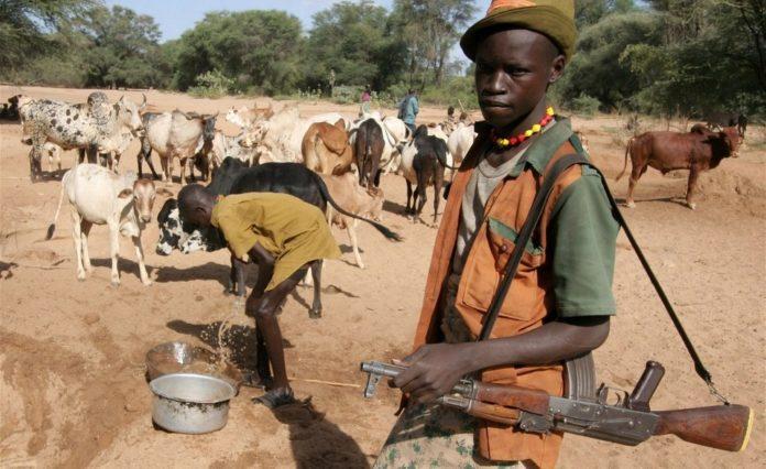 Herdsmen kill 20 farmers in western Nigerian mosque