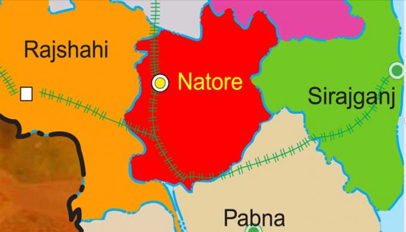 Mother, daughter crushed under train in Natore
