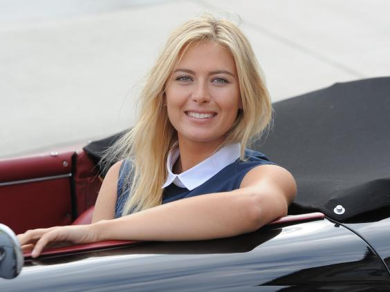 Win in Rome lets Sharapova try to qualify for Wimbledon