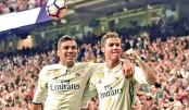 Real, Barca in course  of final showdown