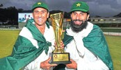 Pakistan win first  Windies series
