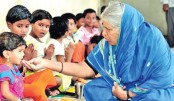 India's 'Mother of Orphans' has raised over 1,400 abandoned children