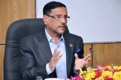 BNP can't come out of negative politics, says Obaidul Quader