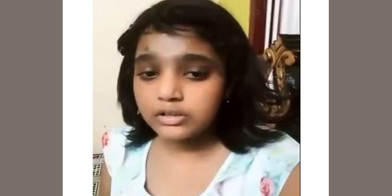 In video, Indian girl begs father for cancer care, gets thrown out of home; dies
