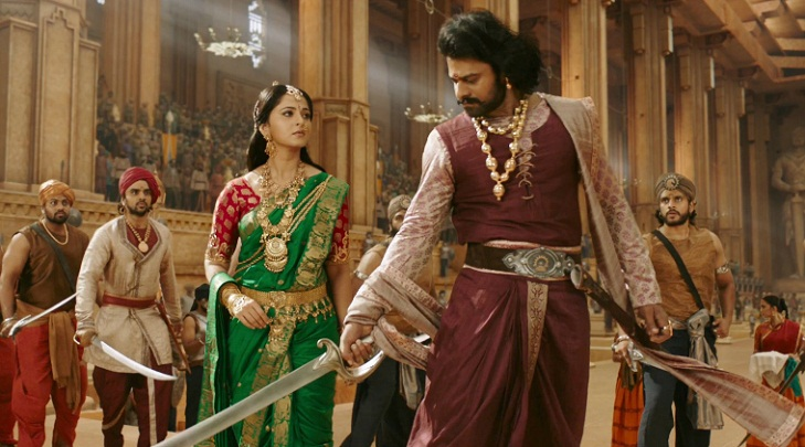 Baahubali 2's worldwide box office collections stand at 1450 crores