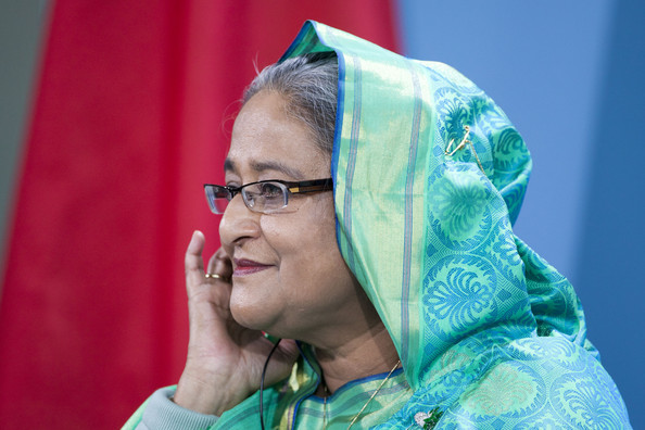 Country's no region to be left behind: Prime Minister Sheikh Hasina