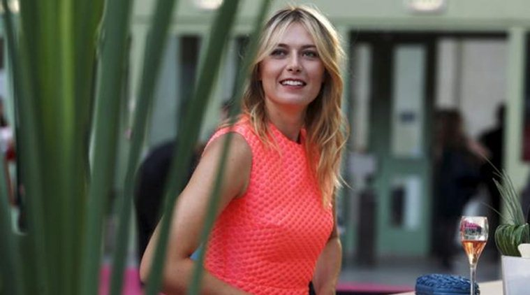 Sharapova's popularity doesn't earn a French Open wild card
