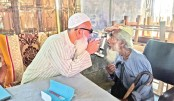 1,600 eye patients receive free treatment in Kushtia