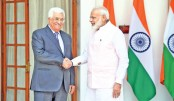 Modi, Abbas hold bilateral talks in Delhi