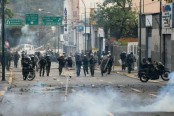 Venezuela death toll hits 42: prosecutors