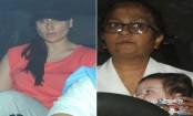 Kareena Kapoor takes Taimur for an outing