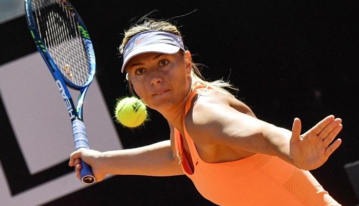 Sharapova granted Birmingham wildcard