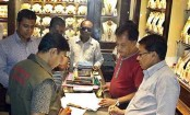 Apan Jewellers' customers asked to collect gold