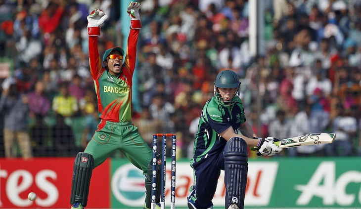 Bangladesh opt to field, Sunzamul Islam replaces Mehedi Miraz