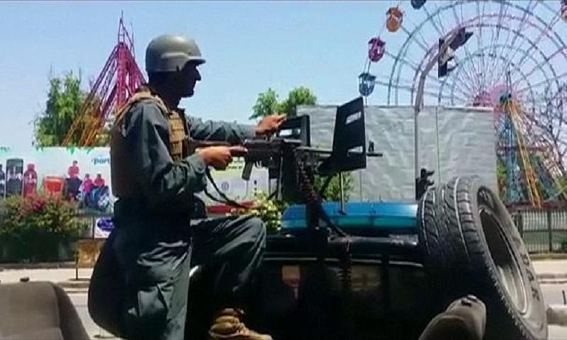 Policeman kills 5 colleagues in Afghanistan