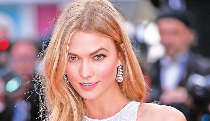 I wish I could sing: Karlie Kloss