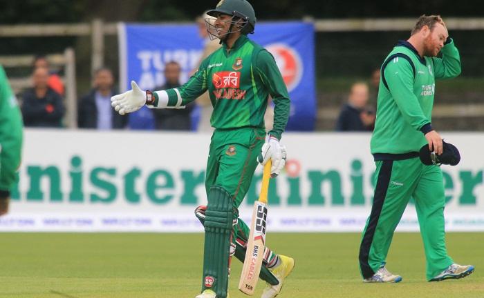 Bangladesh beats Ireland by 8 wickets