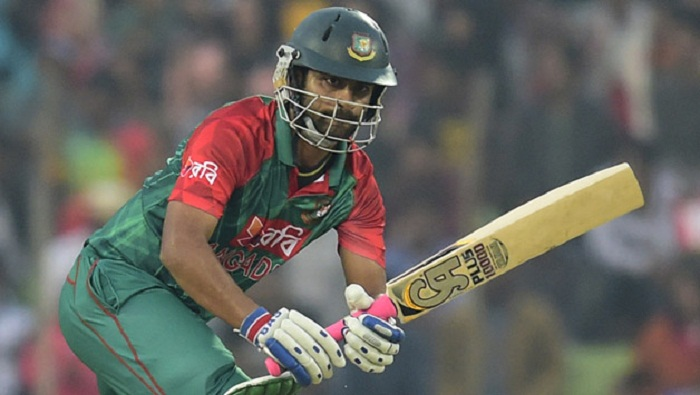 Tamim gone, Bangladesh 95/1