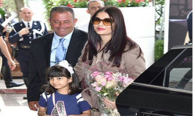Aishwarya Rai Bachchan arrives in style at Cannes Film Festival with Aaradhya