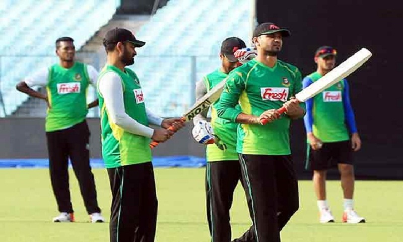 Bangladesh face Ireland Friday