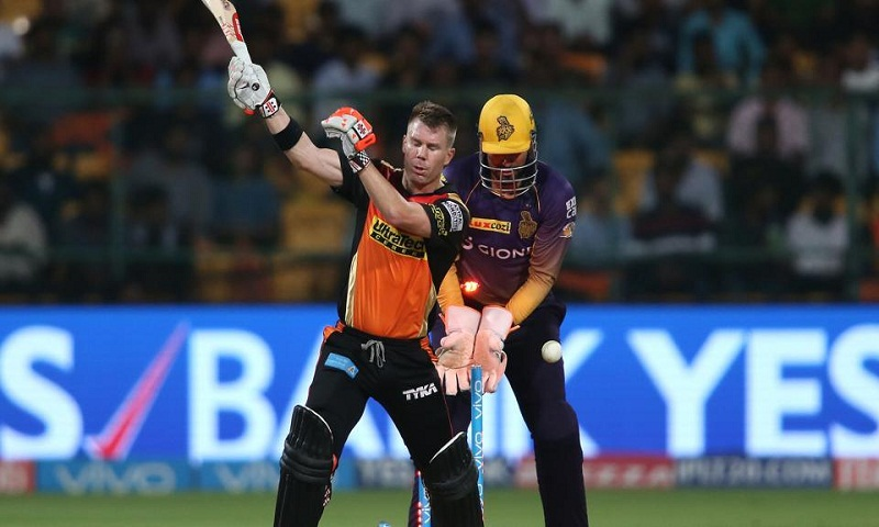 How Sunrisers Hyderabad were caught out by Kolkata Knight Riders in IPL 2017