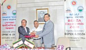 BEZA, BEPZA sign MoU to set up EZ in Mirsharai